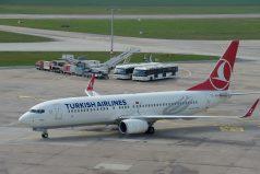 Critican en redes sociales el patrocinio de Turkish Airlines en el Super Bowl