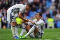 Cristiano Ronaldo debutará como actor al lado de Angelina Jolie