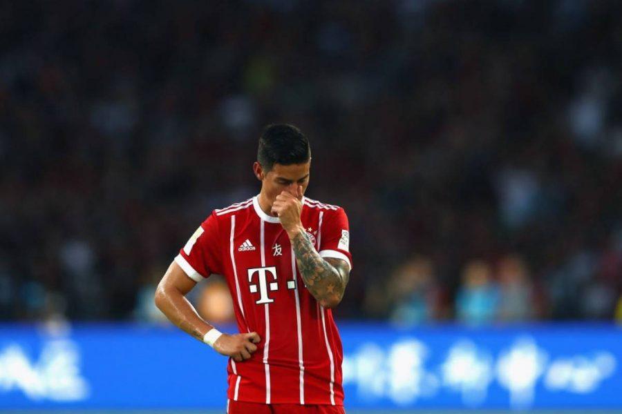 No más Bayern Múnich: James Rodríguez habría pedido volver al Real Madrid