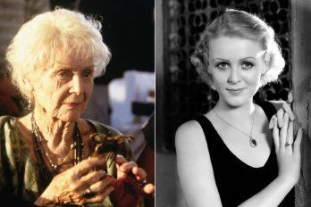 Así se veía 'Rose', la abuelita de 'Titanic', cuando era joven