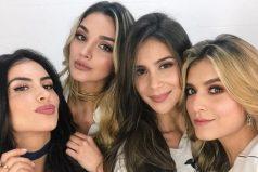 ¿En qué trabajan Jessica Cediel, Greeicy Rendón, Laura Tobón y Melina?