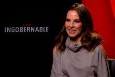 Kate del Castillo vive su propia historia en la nueva serie 'Ingobernable'