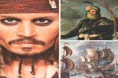 Conoce al pirata Jack Black 'Birdy', el Jack Sparrow real
