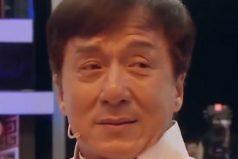 El video que todo fanático de Jackie Chan debe ver