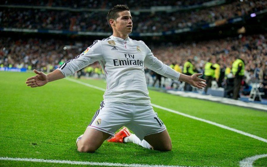¿Lo logrará? James Rodríguez podría llegar hoy a los 100 partidos con el Real Madrid
