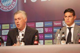 Así demuestra Carlo Ancelotti la confianza que tiene en James Rodriguez