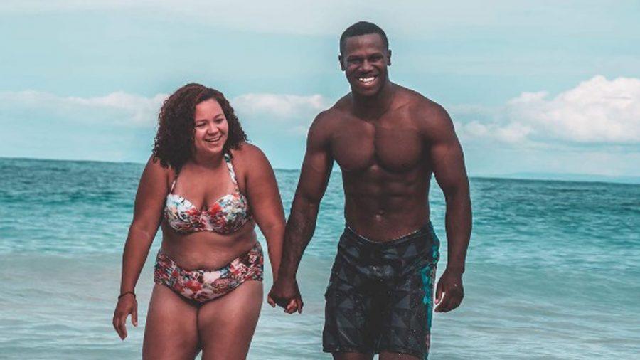La historia de cómo su esposo la ayudó a amar su cuerpo se ha hecho viral