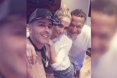 Jennifer Lopez y Yandel trabajan juntos en un nuevo tema musical