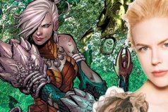 Nicole Kidman, en negociaciones para ser Atlanna en Aquaman