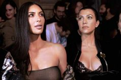 Sin cirugías ni fama, así lucían las Kardashian hace 26 años