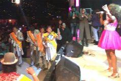 Cantante de Boney M. confunde a Bolivia con Perú