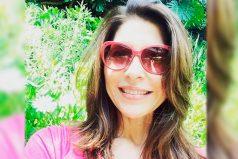 Lorena Meritano muestra su nuevo look tras superar el cáncer de mama