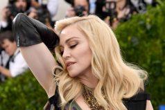 Así reaccionó Madonna cuando otra actriz le arruinó una foto