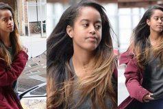 La sorprendente transformación de Malia Obama fuera de la Casa Blanca