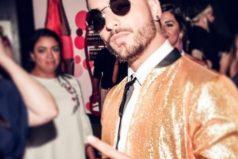 Famoso youtuber se disfrazó de Maluma. ¡Mira la reacción de las fans!