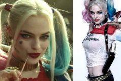 Margot Robbie, la actriz que dio vida a Harley Quinn, cambió radicalmente su aspecto