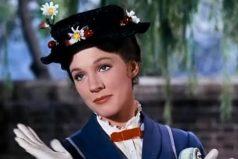 Quien es la famosa actriz elegida para revivir a Mary Poppins
