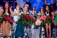 ¡La belleza no tiene límites! Así fue el concurso de Miss Mundo… ¡En silla de ruedas!