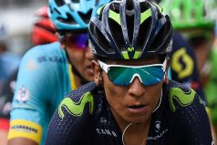 """No me voy a bajar. Sigo hasta París"": Nairo Quintana"