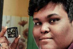 Un adolescente construye el satélite funcional más pequeño del mundo, pesa solo 64 gramos