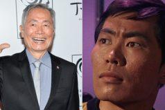 Un actor de 'Star Trek' relaciona el veto migratorio de Trump con los campos de internamiento