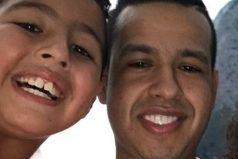 Hijo de Martín Elías no quiere ser cantante sino futbolista profesional