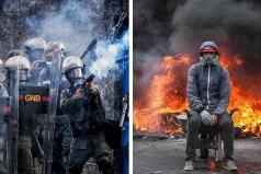 17 Fotógrafos venezolanos que están arriesgando sus vidas para retratar lo que pasa en el país