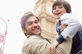 Genéticamente, somos más de papá que de mamá