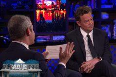 Un actor de 'Friends' desvela qué escena se negó a rodar