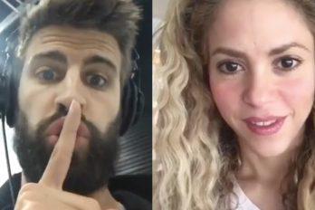 ¿Siguen juntos? El video de Piqué para desmentir los rumores de su separación de Shakira