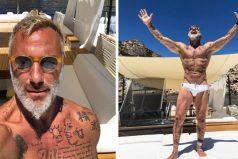 ¡Atención! Gianluca Vacchi está soltero. El millonario italiano ya no tiene pareja de baile