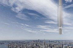 No es ciencia ficción: un rascacielos 'flotante' atado a… ¿un asteroide?