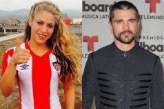 ¿Se viene una colaboración de Shakira y Juanes?