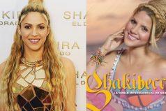 Shakira tiene una doble y es venezolana; conoce a Rebecca Maiellano