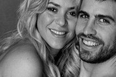 Shakira y Piqué se muestran muy cariñosos en el set de filmación del último trabajo de la cantante