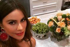 Sofía Vergara recibió su cumpleaños con sorprendente cambio de look
