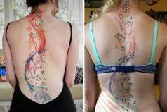 10 tatuajes que no resistieron el paso del tiempo. Eran increíbles, pero algo pasó en el camino