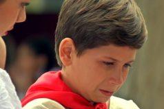 'El colombianito': el pequeño actor que arrasa en televisión chilena y hace llorar al público