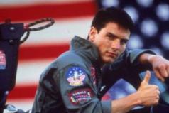 Tom Cruise confirmó que rodará 'Top Gun 2', ¡Así lucía el actor en aquella película!