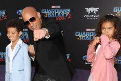Estas fotos de Vin Diesel con sus hijos son la prueba de que es el papá más divertido