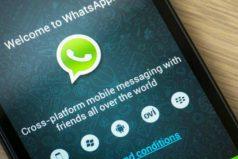 Borrar mensajes de WhatsApp ¡ya es posible!