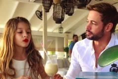 Foto de Kailey, hija menor de William Levy, causa controversia en redes sociales